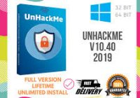 UnHackMe 10.85 Build 835 Crack With Registration Code Free Download 2019